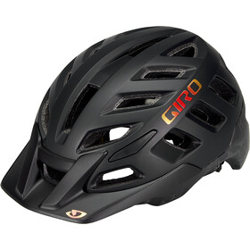 Giro Radix MIPS Helm, matte black hypnotic